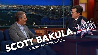 Scott Bakula is a Global Sci-Fi Superstar