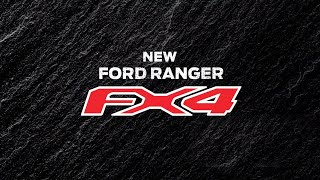 Live | Launch | The New Ford Ranger FX4 Product Walkaround