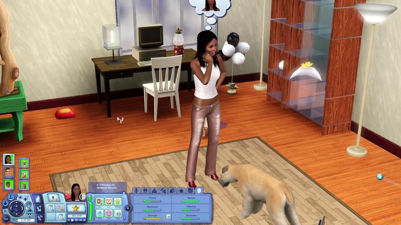 Primeiro dia como beb crescida the sims 3 ep32 youtube for Sims 3 chambre bebe
