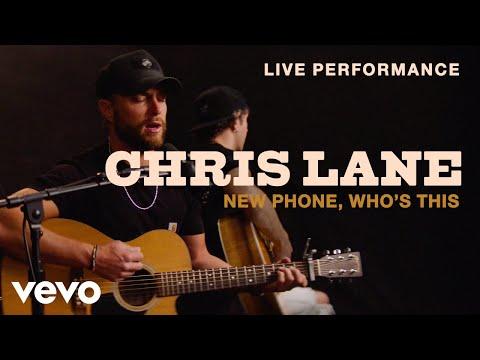 "Chris Lane - ""New Phone, Who's This"" Live Performance | Vevo"