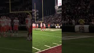 South Carolina students disrespect Clemson players
