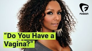 Activist Janet Mock Flips the Script on Reporter: Asks Her to Prove Her Womanhood