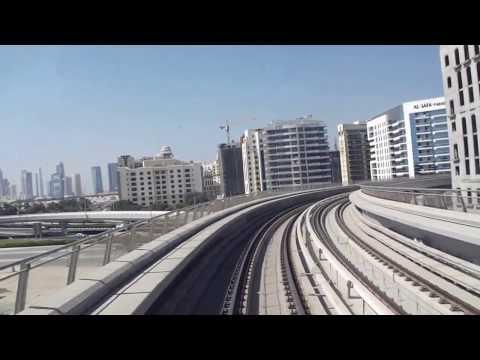 Dubai Metro - Green Line - Part 1
