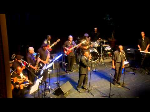 I feel Good - James Brown Tribute live at the Historic Douglass Theater in Macon GA