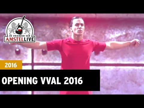 Timor Steffens - Opening De Vrienden van Amstel LIVE! 2016