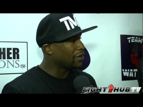 Floyd Mayweather Jr talks about jail time  50 cent