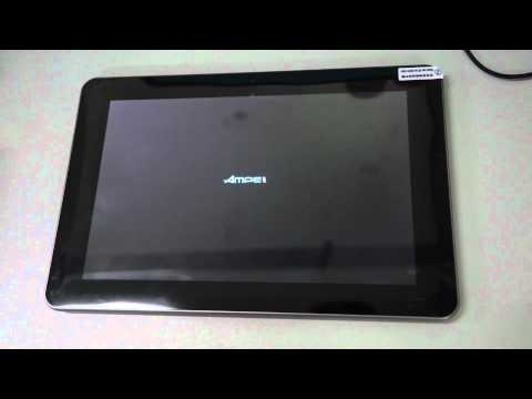 How to Root Ampe A10 Tablet- The Easy Way