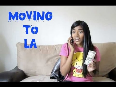 moving to live on my own