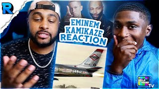 KAMIKAZE / FALL x EMINEM | JOE BUDDEN SAY GOODBYE! | REACTION