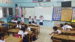 Five little ducks kids song