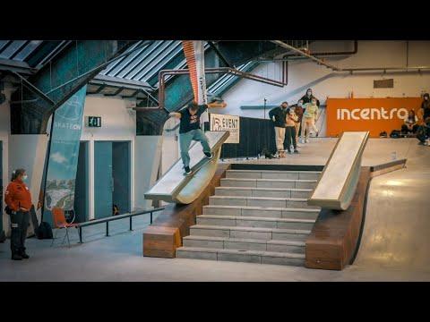 Incentro NK Skateboarden 2020 (Douwe Macare, Roos Zwetsloot, Rob Maatman)