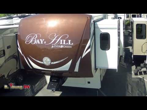 Stock #2660 2014 40-foot Bay Hill 5th Wheel (Frank Biggs)