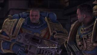 Dying Of The Light(12) Waking The Sleeping Giant(13) Cutscenes - Space Marine