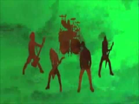 Dethklok - Burn the Earth (Music Video) with lyrics