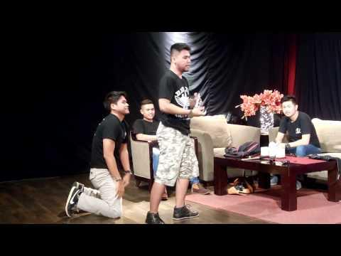 UNICOMBAT - Krav Maga Talkshow on SBO Tv 3