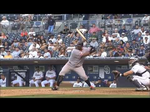 Pablo Sandoval 2013 Highlights