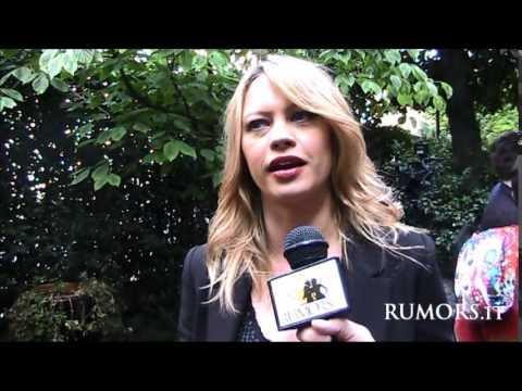 Intervista ad Anna Falchi