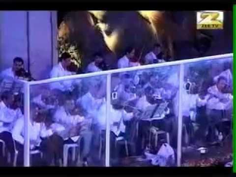 Kabhi Khushi Kabhi Gham   Lata Mangeshkar Live video
