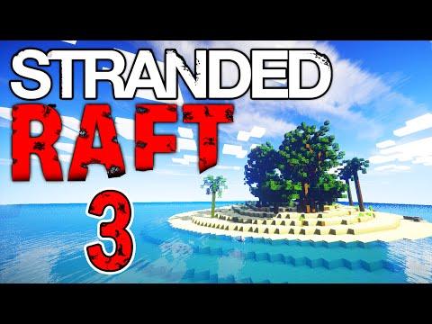 Minecraft STRANDED DEEP #3 with Vikkstar & Lachlan (Minecraft Survival Island)