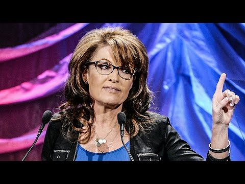 You No Longer Have to Pay To Hear Sarah Palin's Incoherent Rants