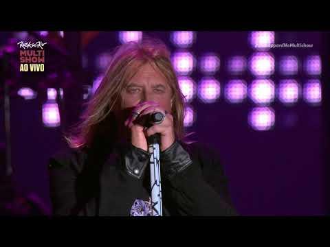 Def Leppard - Rock in Rio 2017 LIVE (Full Show)