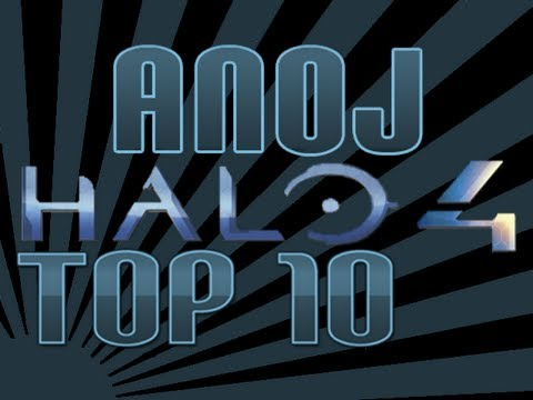 Halo 4: Top 10 Lucky Sticks: Episode 27 by Anoj