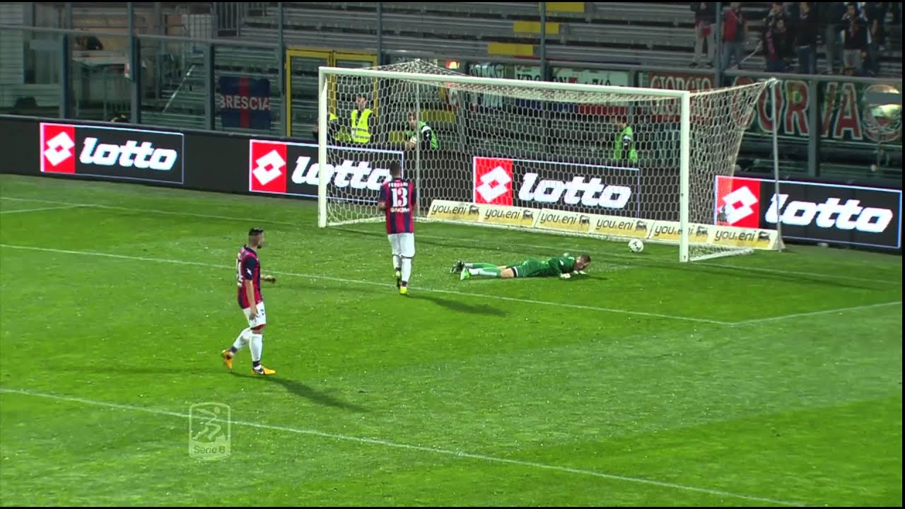Spezia 2-1 Crotone