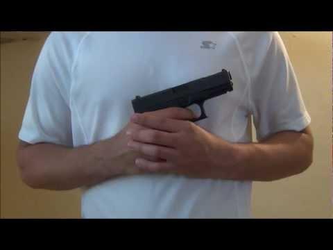 Reglas de seguridad para el manejo de armas de fuego
