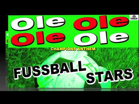Ole Ole Song (we Are The Champions) - Fussball Stars Offizieller Fussball Wm Song 2014 video