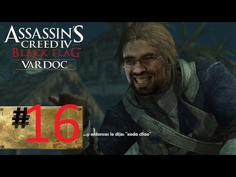 Assassin's Creed IV: Black Flag ( Jugando ) ( Parte 16 ) #Vardoc1 En Español