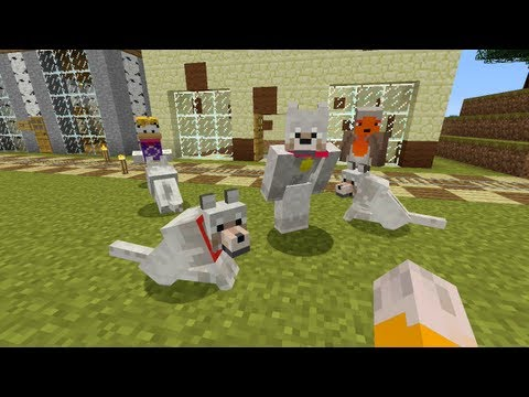 Minecraft Xbox – Pick A Pet  [111] – 2MineCraft.com