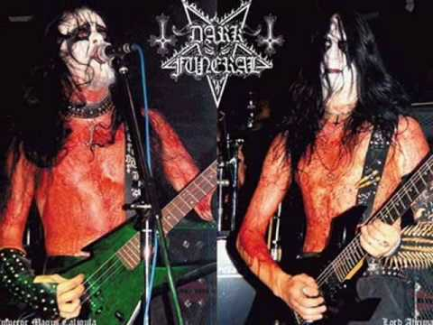 Dark Funeral-Open the Gates