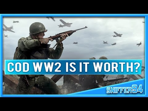 ÄR COD WW2 VÄRT ATT KÖPA!?!?!?
