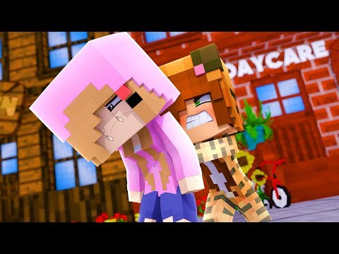 Minecraft Daycare - FIRING MY BEST FRIEND !? (Minecraft Roleplay)