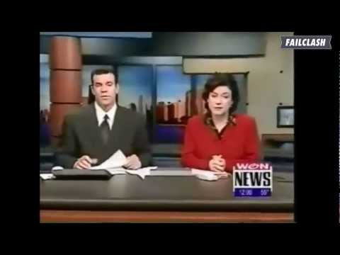 BEST NEWS ANCHOR FAIL COMPILATION 2013