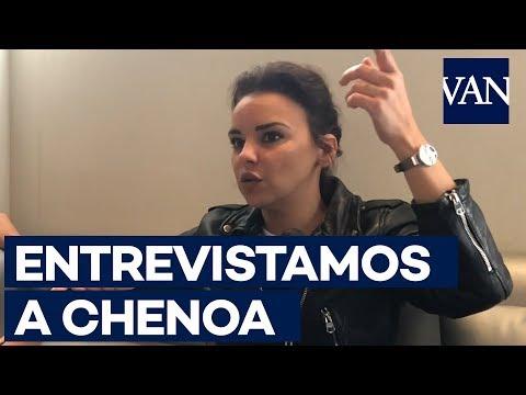 Entrevistamos a Chenoa, que estrena nuevo single,