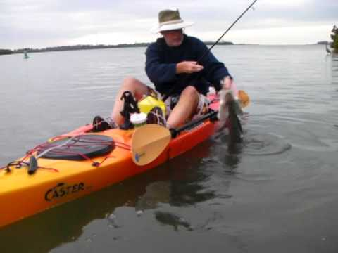 V2 - 12.06.09 - Kayak Fishing @ Fort Desoto, St. Petersburg