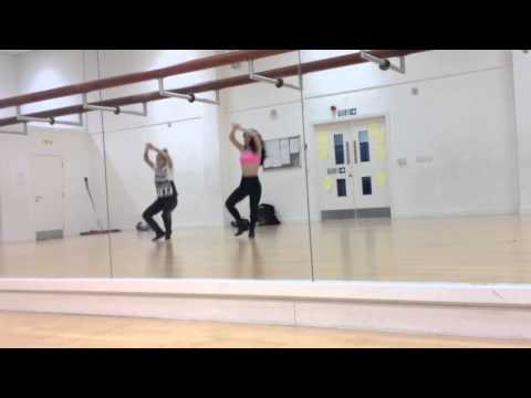 Yonce | Beyonce Choreography | Rehearsals. @YasminDan @Chan_Dancer Music Videos