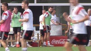 A1 Report - Gjermani fillon stërvitjen në Brazil, në 16 qershor kundër Portugalisë