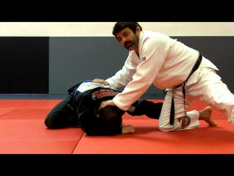 BJJ - Turtle Guard Attack