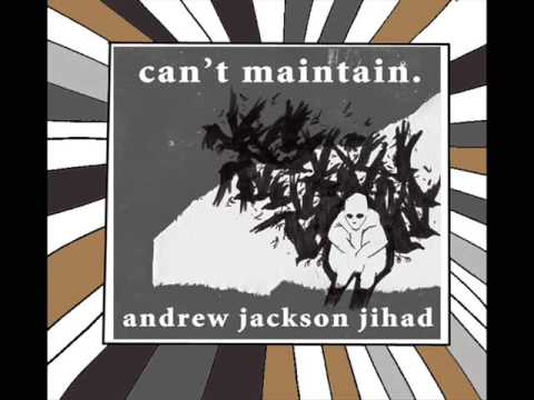 Andrew Jackson Jihad - White Face Black Eyes