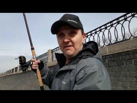 мое видео рыбалки на неве