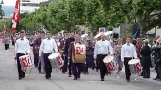 Musikverein Sissach : Festsieger Marschmusik