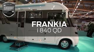 Frankia I 840 QD, årsmodell 2018.