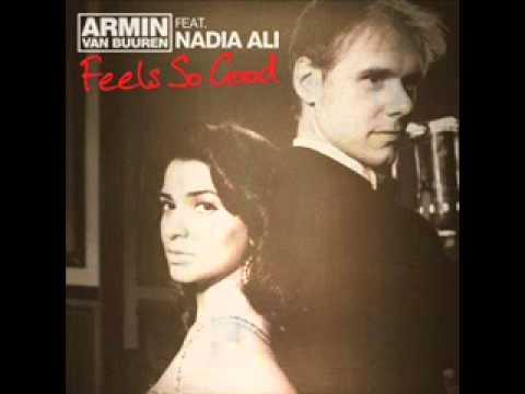 Armin Van Buuren Feat  Nadia Ali   Feels So Good Jerome Isma Ae Remix video