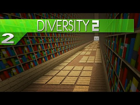 Minecraft: Diversity 2 - Episode 2 - We Know Nothing video