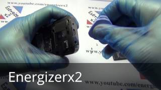 Nokia Asha 202 Disassembly  Energizerx2