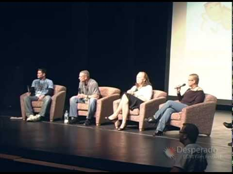 2012 Desperado Film Festival  Transgender Panel Discussion