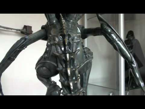 ALIEN MAQUETTE - beatiful work --360p).flv