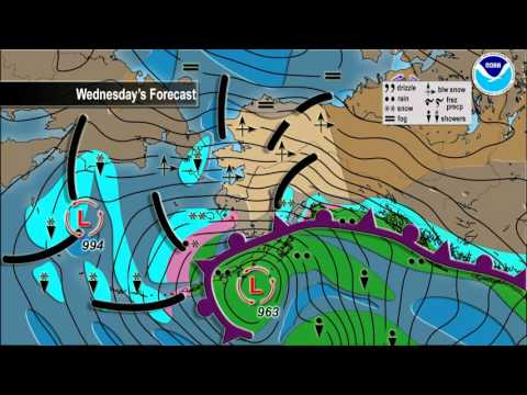 February 02, 2016 Alaska Weather Daily Briefing